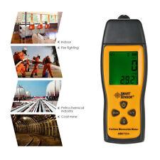 SMART SENSOR Handheld Carbon Monoxide Meter CO Gas Tester Monitor 0-1000ppm UK