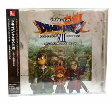 Dragon Quest 7 RPG Game Soundtrack Import Japan New