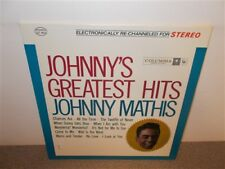 Johnny Mathis . Greatest Hits . Stereo . LP