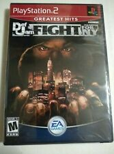 Def Jam: Fight for NY (Sony PlayStation 2, PS2 2004) Greatest Hits  NEW