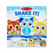 Shake It! Deluxe Pets Beginner Craft Kit from Melissa & Doug 30184