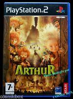 ARTHUR et les Minimoys jeu pour console SONY PlayStation 2 PS2 testé & complet