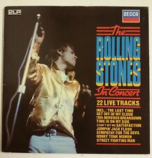 The Rolling Stones In Concert 2-LP Holanda 1981 portada gatefold