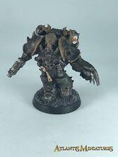 Chaos Space Marine Champion - OOP - Rare  Warhammer 40K P49