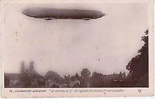 "CPA 199 - Aviation - "" Le Zeppelin II "" Dirigeable Allemand à Friedrieshafen"