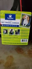 Top Paw Pet travel Carrier - Great Condition! slightly used