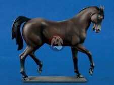 Verlinden 120mm 1/16 Bare Horse II performing 'Piaffe'/'Passage' (Dressage) 1233