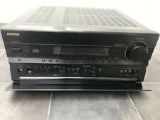 Onkyo TX-NR807 AV Receiver 7.2 180W/ch Amplifier Home Cinema Black NO SOUND