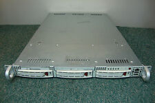 SUPERMICRO SUPERSERVER 6012P-6 SERVER P4DPR-6GMQ+ 2x XEON 2.8GHz P4DPR-IGM /6GM+
