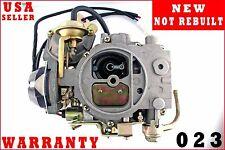 NEW CARBURETOR ISUZU 2.3L 4ZD1 2254CC PICKUP AMIGO TROOPER IMPULSE W/ Round Plug