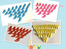 Lots of Barbie Doll clothes /accessories - 100 Pairs Shoes - 4 Color 12