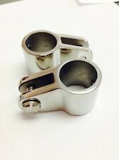 """2 Jaw Slide 316 Stainless Steel Fittings 1"""" for Bimini Top  QUALITY Hardware"""