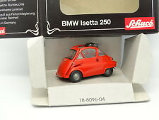 Schuco 1/43 - BMW Isetta 250 Rojo