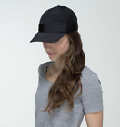 NWT Lululemon WhatSUP Baller Cap Adjustable Hat BLACK Camo FREE SHIP $42