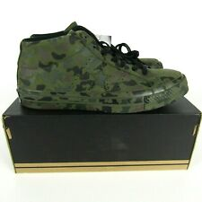 Converse One Star Mid Full Camo Camouflage Herbal/Collard-Black Size 8 159746c
