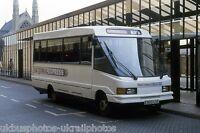 Cambus E900LVE National Express Livery Peterborough 1989 Bus Photo