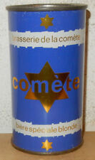 COMETE Beer Flat Top can from SWITZERLAND (35cl)