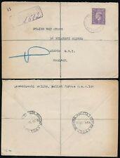 Pre-Decimal Used George VI (1936-1952) European Stamps