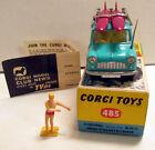 Corgi Toys 485 Surfing B.M.C. Mini Countryman,    original