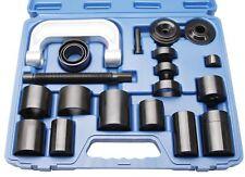 Coffret adaptateur et extracteur de joint à rotules et silent-blocs