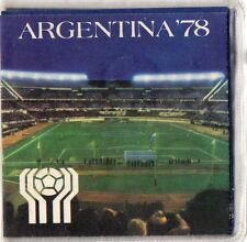 SOCCER 3  COINS  in blister emision 1978  WORLD CUP 1978  ARGENTINA