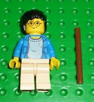 black suit nine new Lego minifigure harry potter hp184 black suit