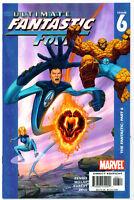 <•.•> ULTIMATE FANTASTIC FOUR • Issue 6 • Marvel Comics