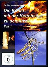 DVD - Die Kunst mit der Kettensäge zu schnitzenTeil1