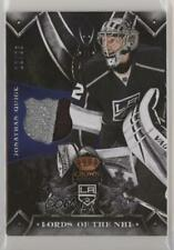 2012-13 Rookie Anthology Crown Royale Lords of the NHL Prime /25 Jonathan Quick