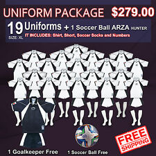 Uniform Arza Tennesee AR-4 Short Sleeve for Soccer. Package $ 279.00
