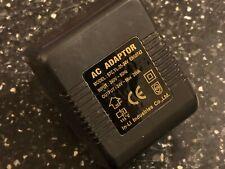 IN-LI INDUSTRIES 24V AC ADAPTOR UK PLUG POWER TRANSFORMER Ref: 57C.YL-25-24V