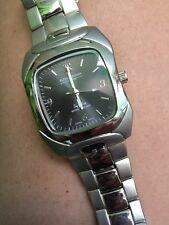 Men's Patek & Roner Collection Water Resistant watch Quartz New Silver