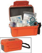 CAMPING FIRST AID KIT WATERPROOF Erste-Hilfe-Set Verbandskasten Sanitätsbox IP68