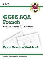 New GCSE French AQA Exam Practice Workbook - For the Grade 9-1 Course (Paperback