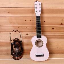 "21"" Kids Acoustic Guitar Wooden Beginners 6 String Children Toys Gift Practice"