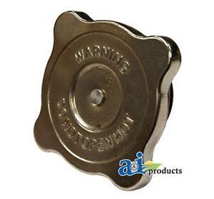 AI 67448DD Cap Radiator (4 Lb.) for Case-IH Tractor