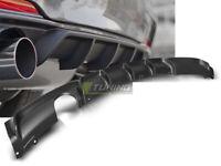 Diffusore Posteriore per BMW F30 F31 MK3 MP Singola Uscita con Scarico Singolo I