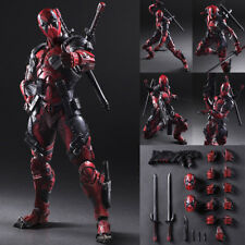 Marvel Deadpool SquareEnix Variant Play Arts Kai Figure Toy for Gift
