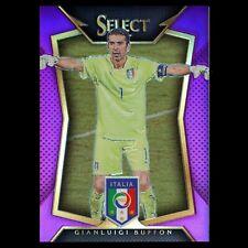 2015 Panini Select Gianluigi Buffon /99 Purple Prizm #46 Juventus Italy Italia