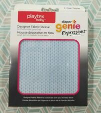 Playtex Diaper Genie Expressions Blue Knit