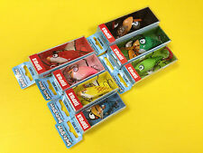 Rapala Angry Birds, Full Set Seven Colors Lures, Limited Edition, NIB.