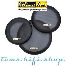 SinusLive Lautsprecher Schutz Gitter Set für 13cm 130mm G13i Schutzgitter