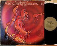 Aretha Franklin Greatest Hits 1960-1965 Vinyl LP Harmony KH 30606 Mockingbird