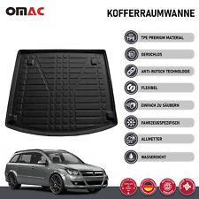 Antirutsch Kofferraumwanne für Opel Astra H Caravan 2005-2010 Kofferraummatte
