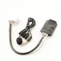 For Mazda 2 3 5 CX-7 Bluetooth Aux Cable Hands-free Steering Wheel Control Cable