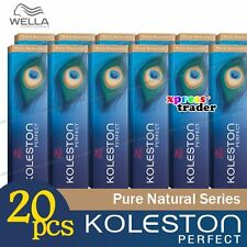 Any 20pcs - Wella Koleston Perfect Permanent Hair Color Dye 60g Pure Naturals