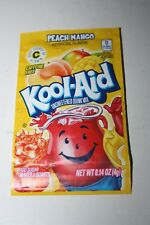 5 x Mix'n'Match US Kool-Aid Unsweetened Soft Drink Mix (Please choose flavours)