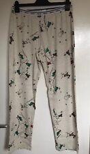Brand New Next Ladies Christmas Patterned Pyjama Bottoms. Size Medium 12-14