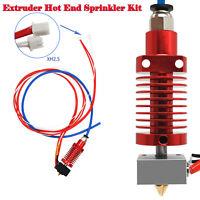 Extruder Heißes Ende Sprinkler Kit Ersatz für Creality 3D CR-10S Pro 3D Drucker