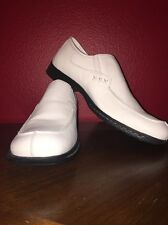 NIB Men's Kenneth Cole Reaction Leather Slip-on Loafers Size 12 M